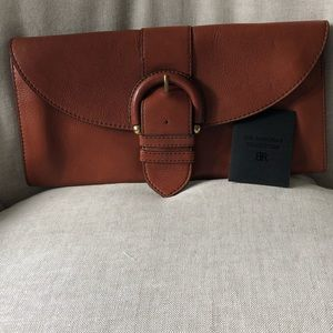 New Banana Republic clutch